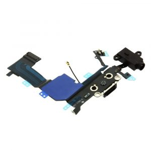 Charge Connector Flex Cable - iPhone 5C Black
