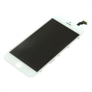 iPhone 6G White LCD Screen  - White  - 6G