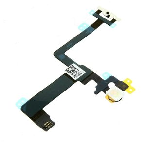 Power button Flex Cable With Flash Module  - 6 Plus