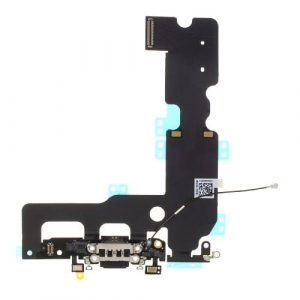 Charge Connector Flex Cable - White  -  7 Plus