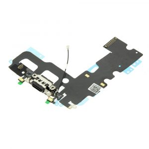 Charge Connector Flex Cable - Black  -  7