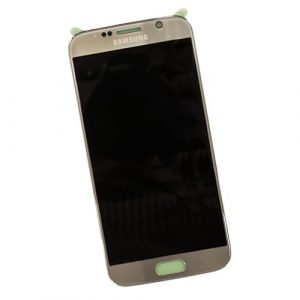 LCD Touchscreen GOLD, Galaxy S6; G920