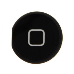 iPad 2 - 3 - 4 Homebutton Black - Minpex.nl