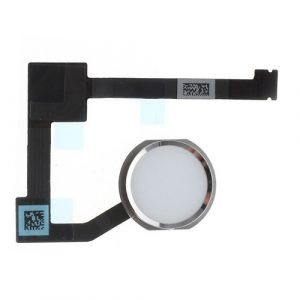 IPAA207 - iPad Air 2 Home Button with Flex Cable Silver - Minpex.nl