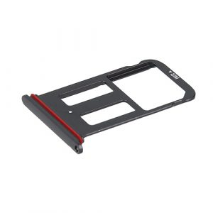 HUAM10P06 - Sim tray + SD Card Holder Titanium Gray - minpex.nl