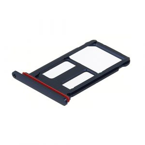 HUAM10P07 - Huawei Mate 10 Pro Sim tray SD Card Holder Midnight Blue - minpex.nl