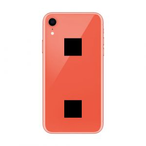 Wholesale Back Housing Incl. Smallparts – coral iPhone XR | Minpex