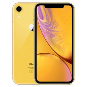 Wholesale supplier refurbished Apple iPhone XR Yellow | Minpex