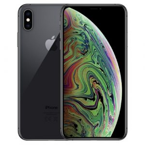 Wholesale refurbished Apple iPhone XS space gray front and back | Minpex