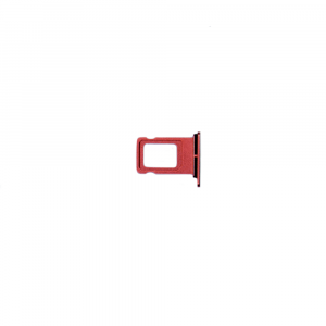 Wholesale sim tray iPhone XR red | Minpex